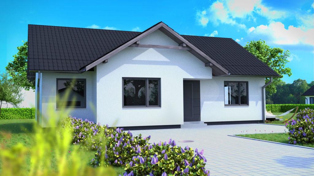 Modernistyczne Domy pod klucz Bydgoszcz | Firma budowlana Bydgoszcz - Remonty UL98